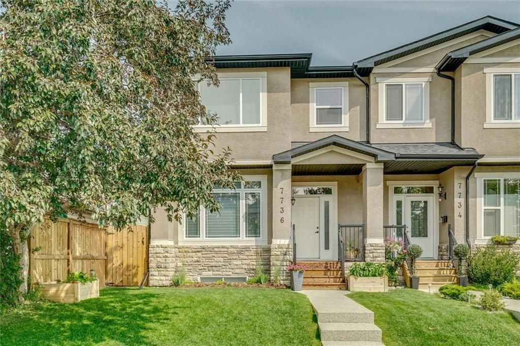 Main Photo: 7736 46 Avenue NW in Calgary: Bowness Semi Detached for sale : MLS®# A1114150