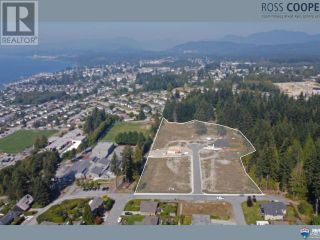 Photo 1: Lot 3 EAGLE RIDGE PLACE in Powell River: Vacant Land for sale : MLS®# 16151