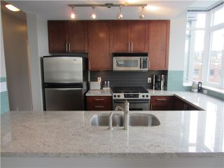 """Photo 8: 402 2055 YUKON Street in Vancouver: False Creek Condo for sale in """"MONTREUX"""" (Vancouver West)  : MLS®# V1051503"""