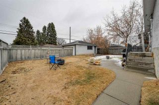 Photo 43: 9648 69 Avenue in Edmonton: Zone 17 House for sale : MLS®# E4236073