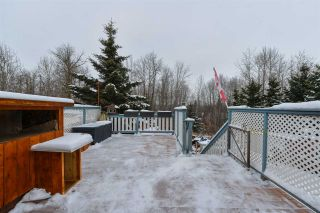 Photo 35: 318 Smith Crescent: Rural Parkland County House for sale : MLS®# E4221163