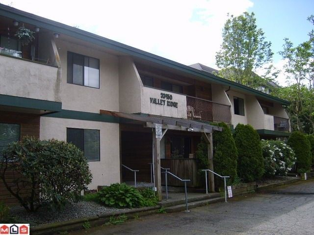 "Main Photo: # 301 33450 GEORGE FERGUSON WY in Abbotsford: Central Abbotsford Condo for sale in ""Valley Ridge"" : MLS®# F1108435"