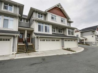 "Photo 1: 25 7198 179 Street in Surrey: Cloverdale BC Townhouse for sale in ""Walnut Ridge"" (Cloverdale)  : MLS®# R2114634"