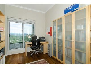"""Photo 11: 4001 1178 HEFFLEY Crescent in Coquitlam: North Coquitlam Condo for sale in """"THE OBELISK"""" : MLS®# V1116364"""