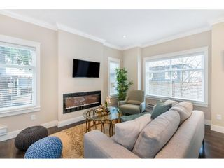 """Photo 4: 10 6033 WILLIAMS Road in Richmond: Woodwards Townhouse for sale in """"WOODWARDS POINTE"""" : MLS®# R2539301"""