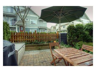 "Photo 10: 20 6300 LONDON Road in Richmond: Steveston South Townhouse for sale in ""MCKINNEY CROSSING"" : MLS®# V882826"