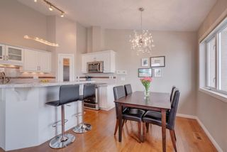 Photo 10: 52 100 Signature Way SW in Calgary: Signal Hill Semi Detached for sale : MLS®# A1100038
