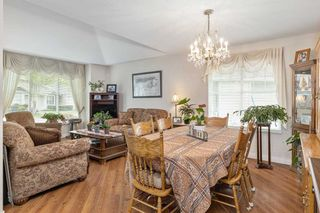 """Photo 5: 45 6885 184 Street in Surrey: Cloverdale BC Townhouse for sale in """"CREEKSIDE AT CLAYTON HILL"""" (Cloverdale)  : MLS®# R2572095"""