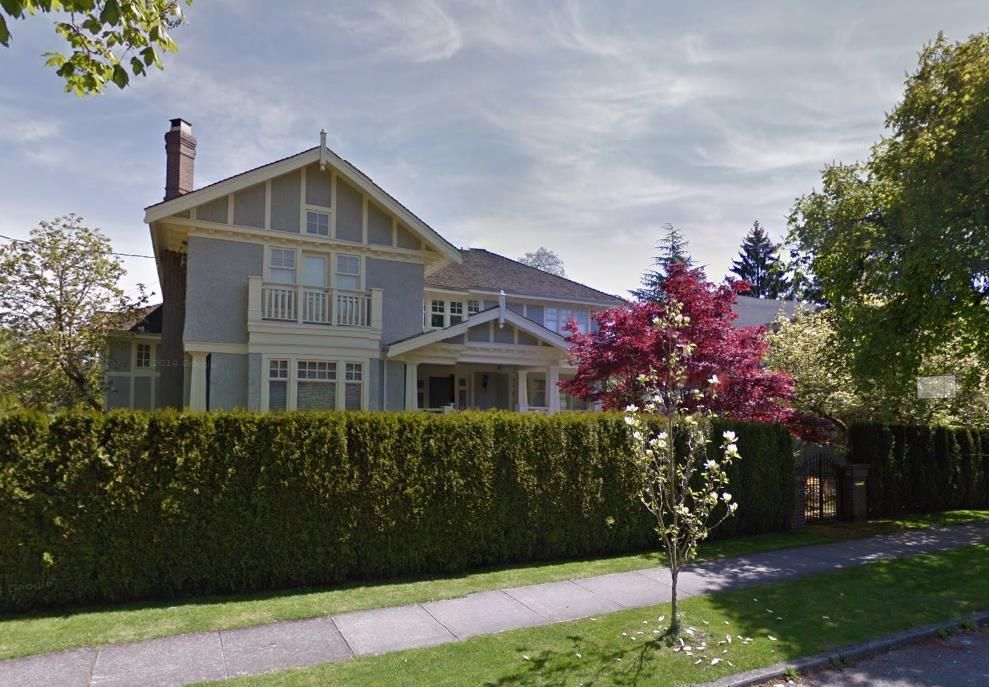 Main Photo: 3932 OSLER Street in Vancouver: Shaughnessy House for sale (Vancouver West)  : MLS®# R2056566