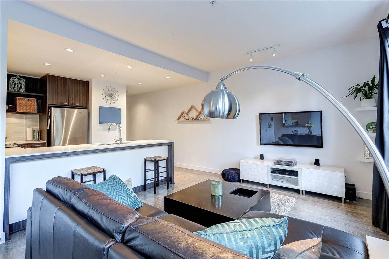 "Photo 8: Photos: 107 618 COMO LAKE Avenue in Coquitlam: Coquitlam West Condo for sale in ""EMERSON"" : MLS®# R2056985"