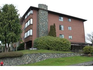 Photo 1: 402 150 W Gorge Rd in VICTORIA: SW Gorge Condo for sale (Saanich West)  : MLS®# 719998