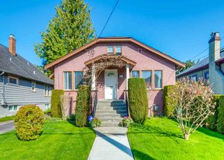 Photo 1: 221 SIXTH AVENUE in New Westminster: GlenBrooke North House for sale : MLS®# R2262395