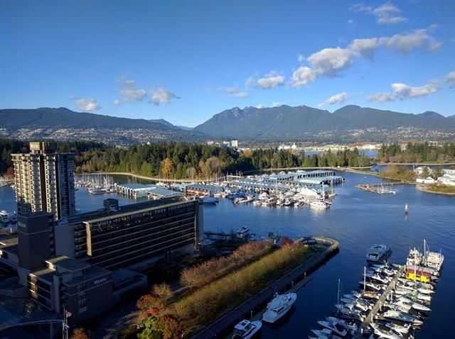 Main Photo: 2201 535 Nicola St in Vancouver: Coal Harbour Condo for sale (Vancouver West)  : MLS®# R2014515