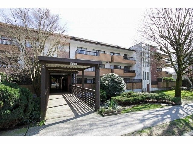 """Main Photo: 101 410 AGNES Street in New Westminster: Downtown NW Condo for sale in """"MARSEILLE PLAZA"""" : MLS®# V1069596"""
