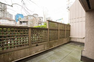 """Photo 19: 109 1080 PACIFIC Street in Vancouver: West End VW Condo for sale in """"THE CALIFORNIAN"""" (Vancouver West)  : MLS®# R2541335"""