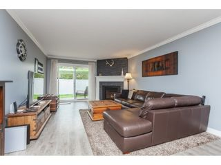 """Photo 3: 136 5641 201 Street in Langley: Langley City Townhouse for sale in """"The Huntington"""" : MLS®# R2409027"""