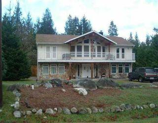 Photo 1: 7858 LOHN RD in HALFMOON BAY: Halfmn Bay Secret Cv Redroofs House for sale (Sunshine Coast)  : MLS®# V514322