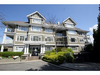 "Photo 1: 404 1330 HUNTER Road in Tsawwassen: Beach Grove Condo for sale in ""SAHALEE"" : MLS®# V1005081"