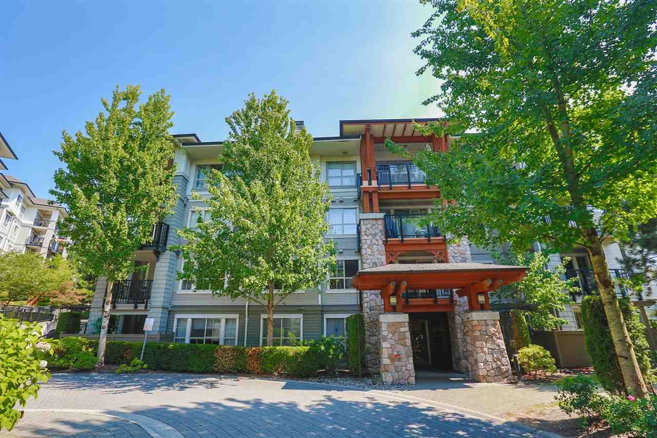 """Main Photo: 501 2966 SILVER SPRINGS Boulevard in Coquitlam: Westwood Plateau Condo for sale in """"TAMARISK AT SILVER SPRINGS"""" : MLS®# R2032554"""