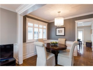 Photo 5: 4340 ALBERT ST in Burnaby: Vancouver Heights House for sale (Burnaby North)  : MLS®# V1107132
