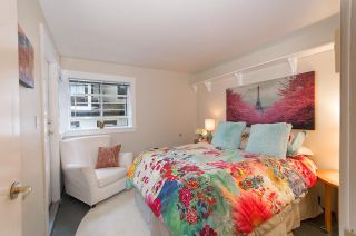 """Photo 15: 2415 W 6TH Avenue in Vancouver: Kitsilano Townhouse for sale in """"Cute Place In Kitsilano"""" (Vancouver West)  : MLS®# R2129865"""