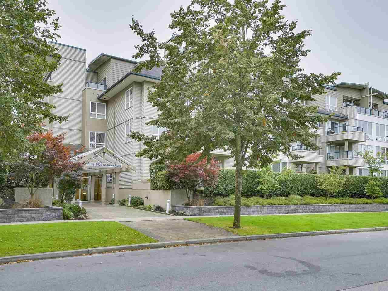 Main Photo: 108 5800 ANDREWS ROAD in : Steveston South Condo for sale : MLS®# R2202832