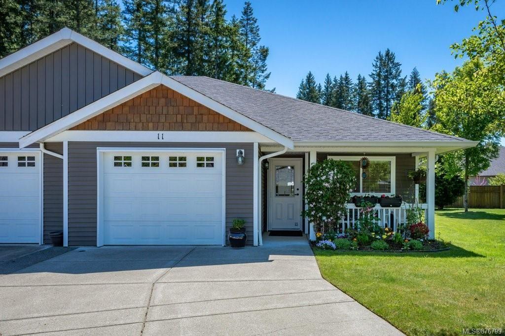 Main Photo: 11 3400 Coniston Cres in : CV Cumberland Half Duplex for sale (Comox Valley)  : MLS®# 876799