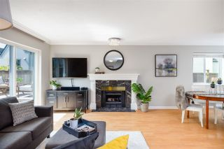 Photo 2: 8 849 TOBRUCK AVENUE in North Vancouver: Mosquito Creek Townhouse for sale : MLS®# R2396828