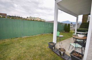 Photo 15: 16 46735 YALE Road in Chilliwack: Chilliwack E Young-Yale Townhouse for sale : MLS®# R2552694