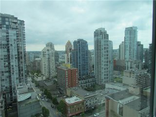 Photo 19: # 2005 1188 HOWE ST in Vancouver: Downtown VW Condo for sale (Vancouver West)  : MLS®# V1114119