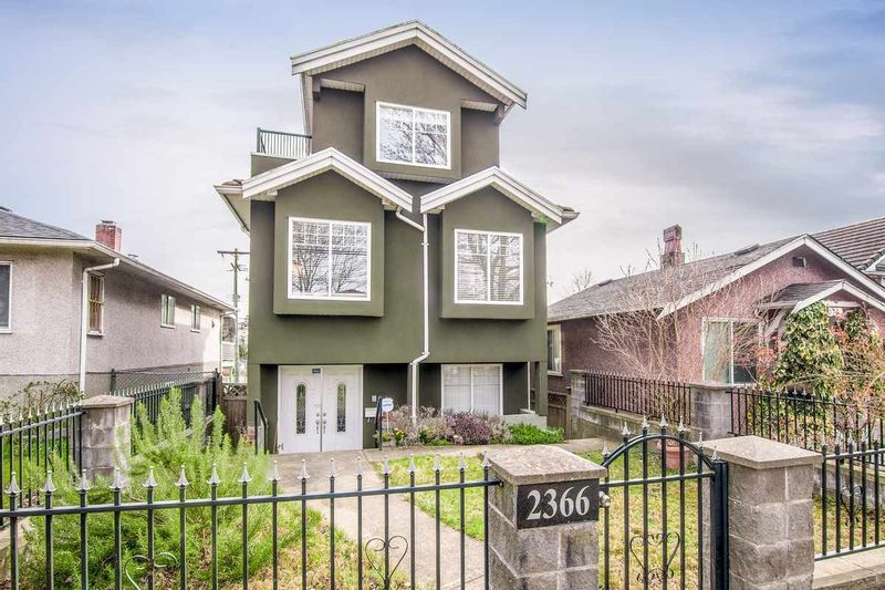 FEATURED LISTING: 2366 NANAIMO Street Vancouver