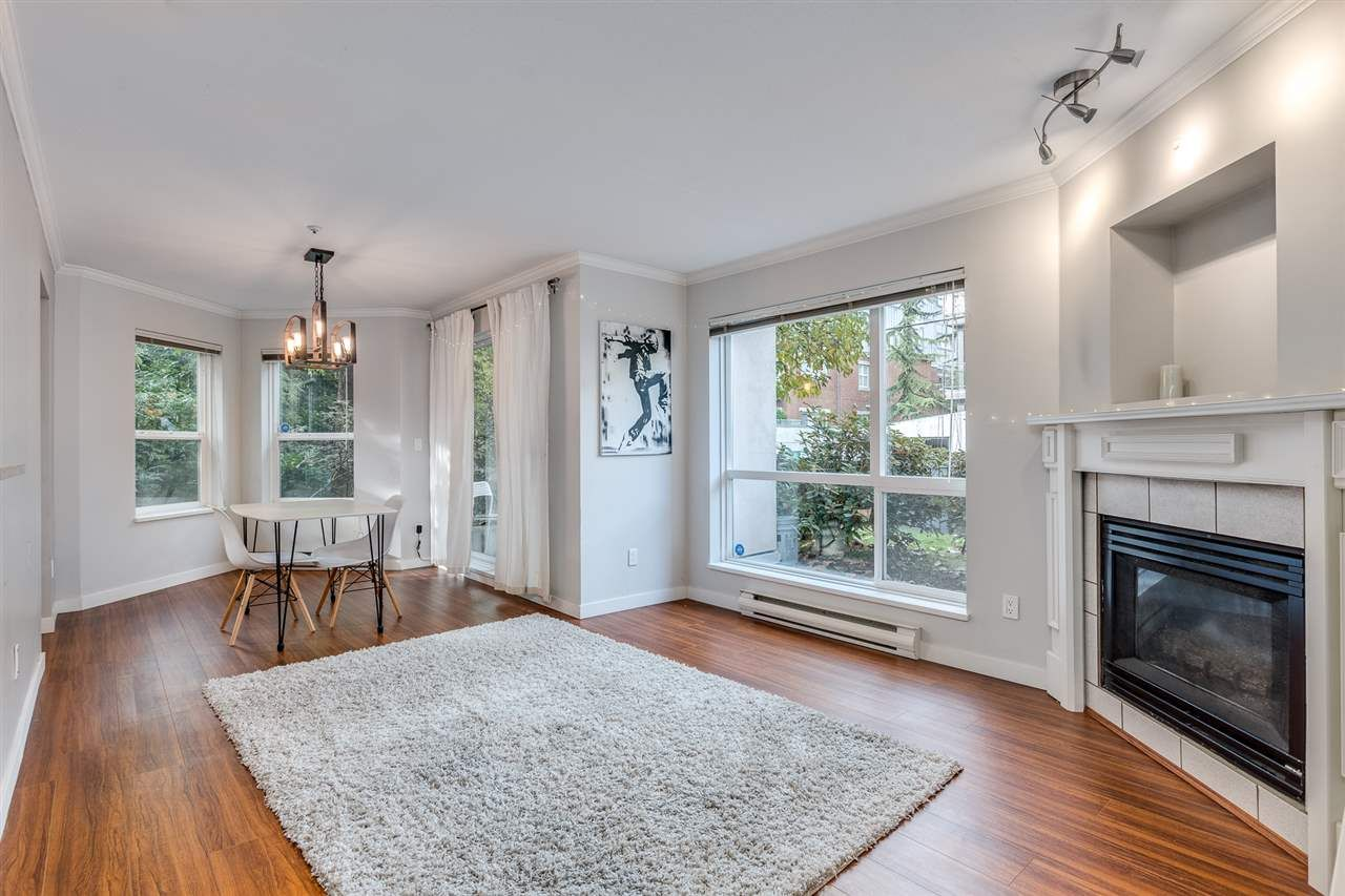 """Main Photo: 104 2437 WELCHER Avenue in Port Coquitlam: Central Pt Coquitlam Condo for sale in """"Stirling Classic"""" : MLS®# R2514766"""