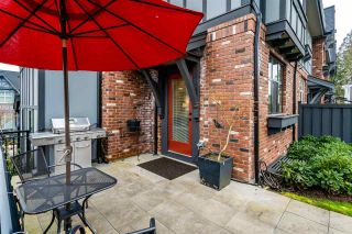 """Photo 33: 1 1221 ROCKLIN Street in Coquitlam: Burke Mountain Townhouse for sale in """"VICTORIA"""" : MLS®# R2559150"""