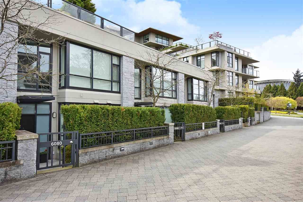 "Main Photo: 6080 CHANCELLOR Mews in Vancouver: University VW Townhouse for sale in ""The Coast"" (Vancouver West)  : MLS®# R2404242"