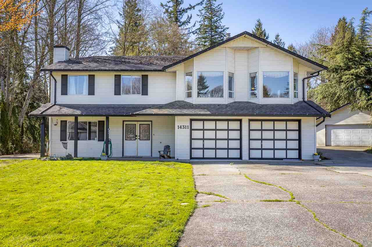 Main Photo: 14311 65 Avenue in Surrey: East Newton House for sale : MLS®# R2564133