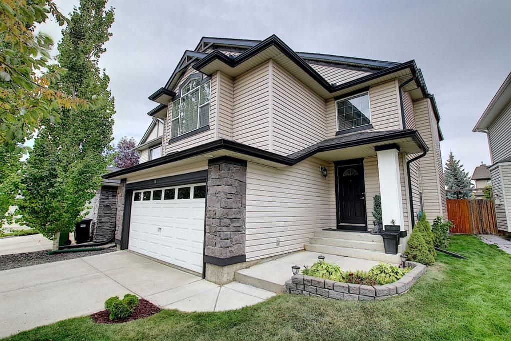 Main Photo: 10 CRANWELL Link SE in Calgary: Cranston Detached for sale : MLS®# A1036167