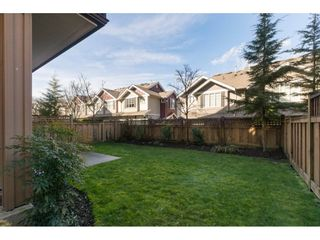 """Photo 19: 119 2979 156 Street in Surrey: Grandview Surrey Townhouse for sale in """"Enclave"""" (South Surrey White Rock)  : MLS®# R2240327"""