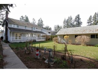 """Photo 20: 20197 42ND Avenue in Langley: Brookswood Langley House for sale in """"BROOKSWOOD"""" : MLS®# F1447063"""