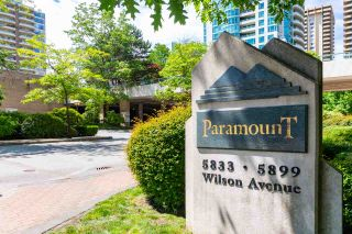 Photo 3: 1103 5899 WILSON Avenue in Burnaby: Central Park BS Condo for sale (Burnaby South)  : MLS®# R2558598