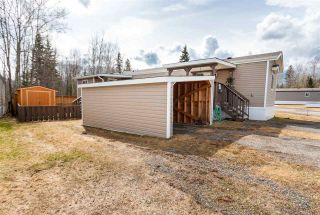 """Photo 20: 91 6100 O'GRADY Road in Prince George: St. Lawrence Heights Manufactured Home for sale in """"COLLEGE HEIGHTS TRAILER PARK"""" (PG City South (Zone 74))  : MLS®# R2453065"""