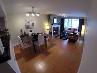 "Photo 3: 311 2340 HAWTHORNE Avenue in Port Coquitlam: Central Pt Coquitlam Condo for sale in ""BARRINGTON PLACE"" : MLS®# R2030652"