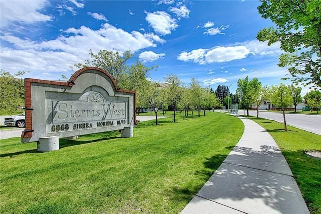 Main Photo: 235 6868 SIERRA MORENA Boulevard SW in Calgary: Signal Hill Apartment for sale : MLS®# C4301942