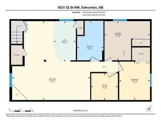 Photo 48: 9331 52 Street in Edmonton: Zone 18 House for sale : MLS®# E4237877