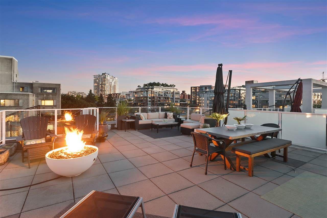"Main Photo: 606 311 E 6TH Avenue in Vancouver: Mount Pleasant VE Condo for sale in ""Wholsein"" (Vancouver East)  : MLS®# R2563304"