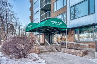 Photo 24: 450 310 8 Street SW in Calgary: Eau Claire Apartment for sale : MLS®# A1060648