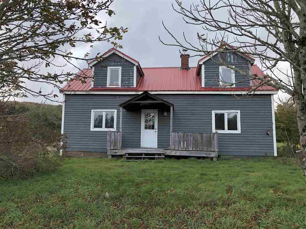 Main Photo: 511 Brookland in Brookland: 108-Rural Pictou County Residential for sale (Northern Region)  : MLS®# 202020953