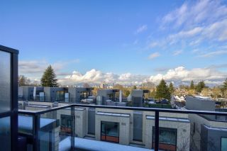 """Photo 5: 1 593 W KING EDWARD Avenue in Vancouver: Cambie Townhouse for sale in """"KING EDWARD GREEN"""" (Vancouver West)  : MLS®# R2539639"""