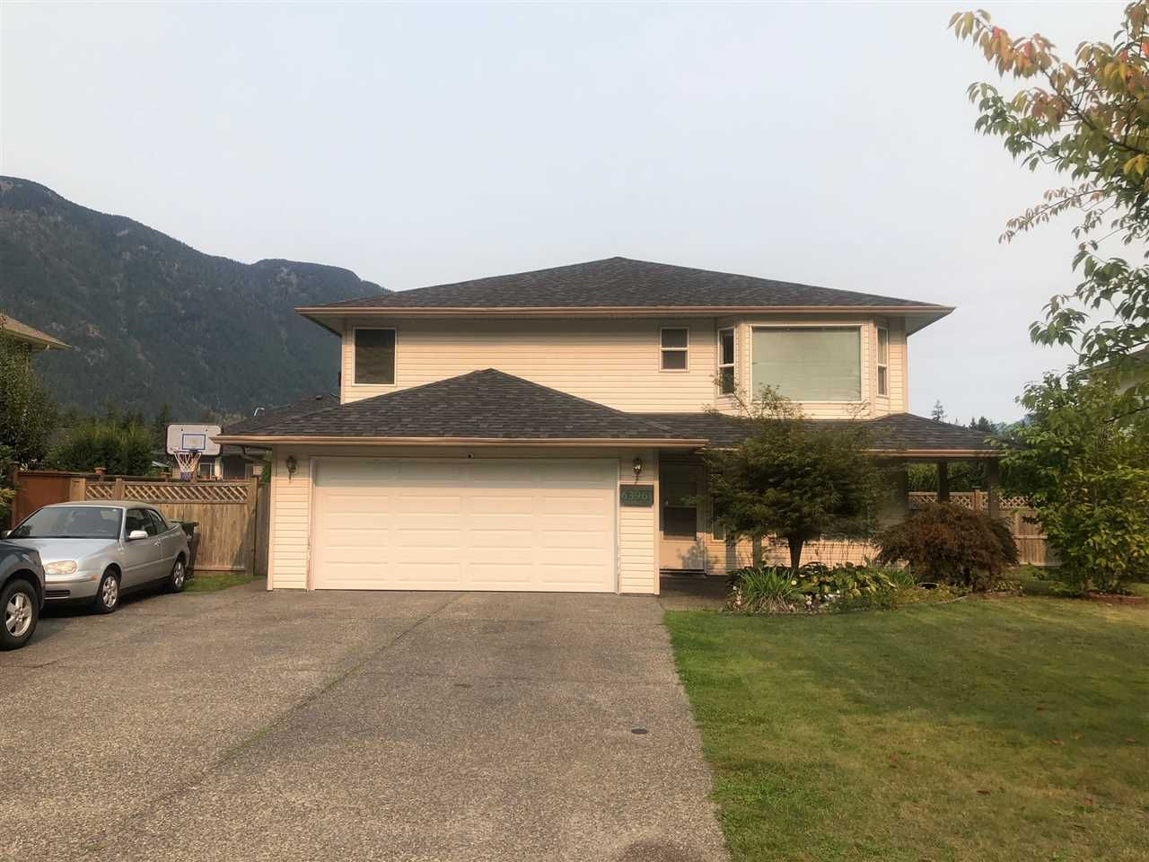 Main Photo: 63961 EDWARDS Drive in Hope: Hope Silver Creek House for sale : MLS®# R2502616