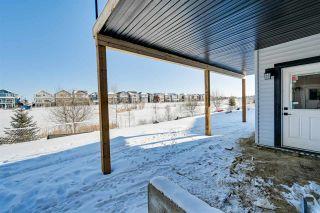 Photo 37: 9807 223 Street in Edmonton: Zone 58 House for sale : MLS®# E4238023
