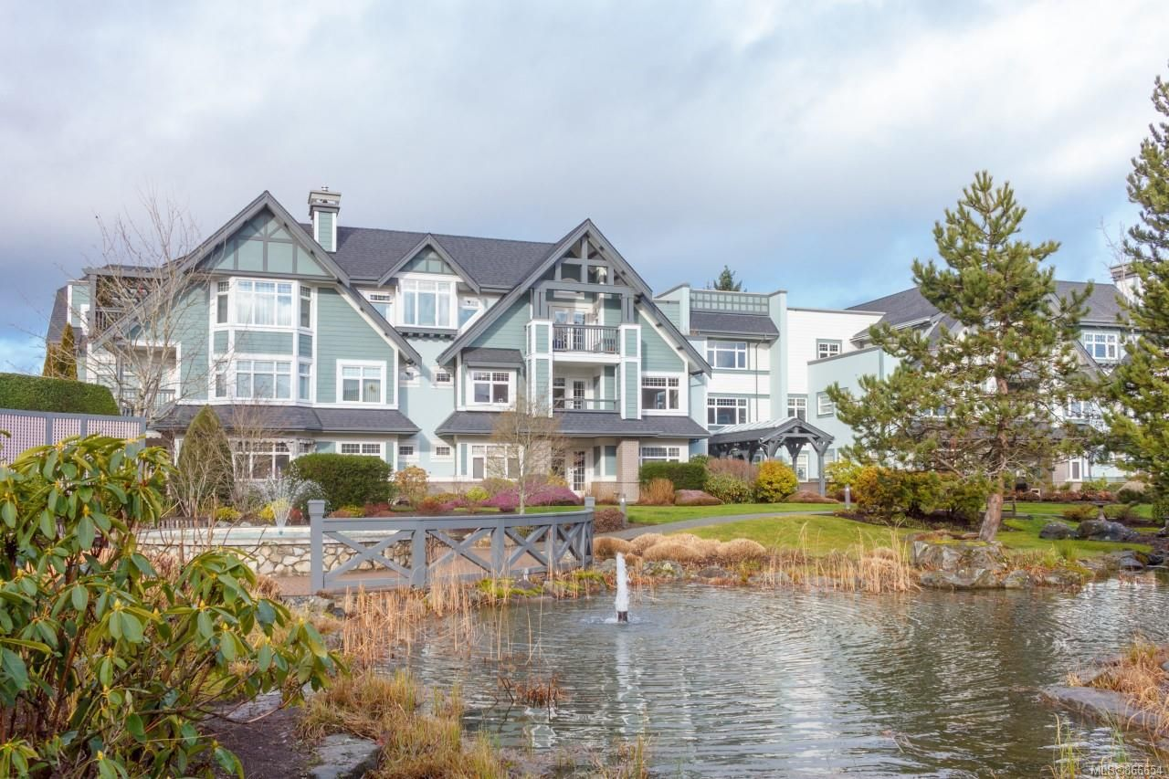 Main Photo: 265 4488 Chatterton Way in : SE Broadmead Condo for sale (Saanich East)  : MLS®# 866654